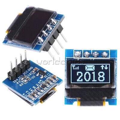 0.49 Inch White Oled Display Screen Module Ssd1306 64x32 I2c Iic For Arduino