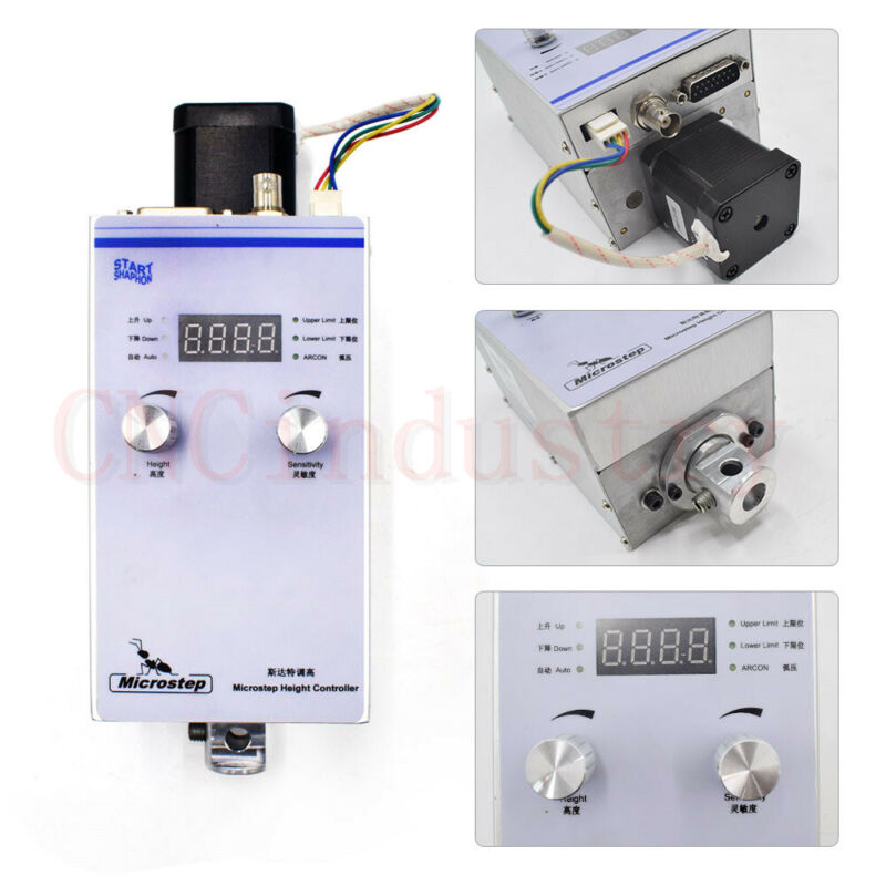 Plasma Arc Voltage Torch Height Controller for Engrving Cutting Machine 220V CNC