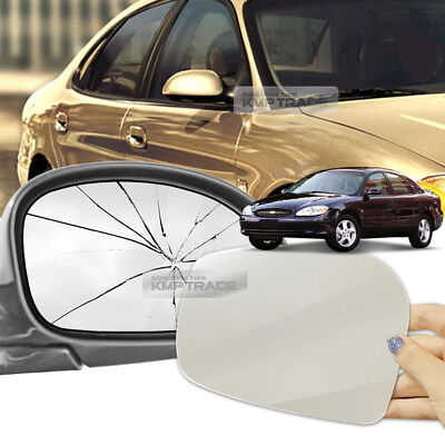 Car Side Mirror Replacement LH RH 2P for FORD 1996-2007 Taurus