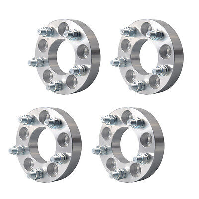 """4pieces Wheel Spacers Adapters 5X4.5  