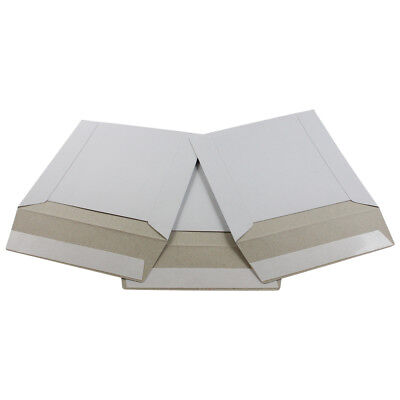 250 - 6x6 Ecoswift Brand Self Seal Cardboard Cddvd Envelope Mailers 6 X 6