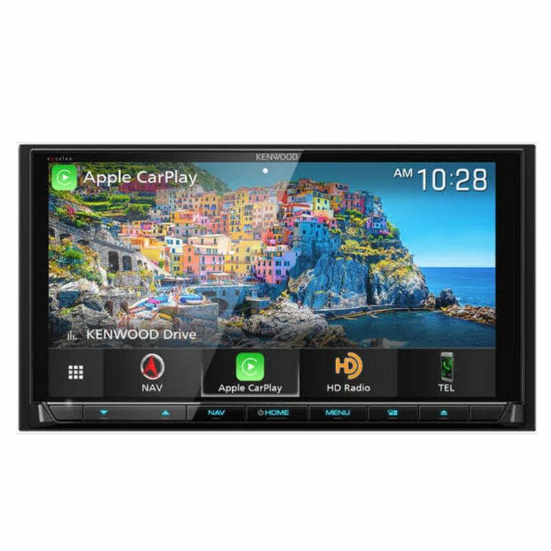 """Refurbished Kenwood Excelon DNX996XR  6.8"""" Navigation Receiver High Def Display"""
