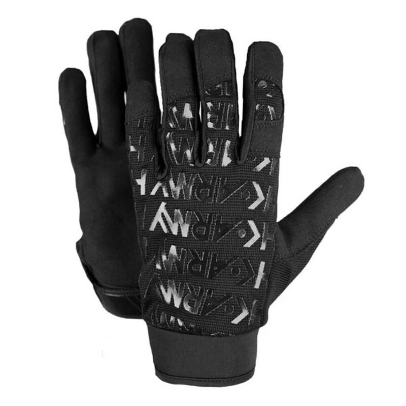 HK Army Paintball HSTL Line Gloves - Black - Large