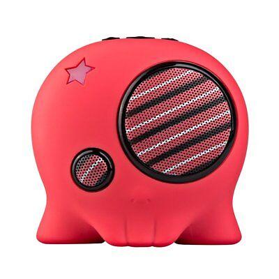 Boombotix Boombot2+ Plus Ultraportable Wireless Bluetooth Speaker