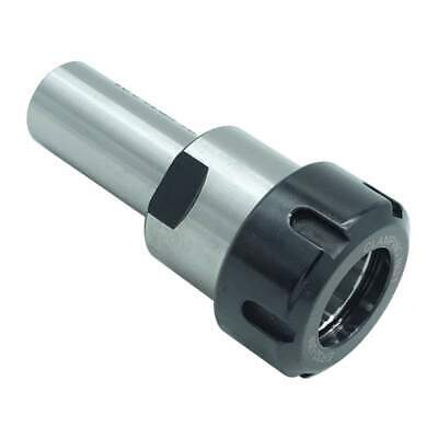 Er32 1 Collet Chuck Tool Holder With Straight Shank 2-132 Proj.