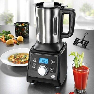 Robot de Cocina Picadora Olla Vaporera Cocedor Gigatherm Mix & Cook Beem