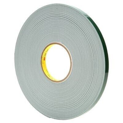 50 Off 1 Roll 3m Vhb 4622 12x72yd White 45mil Differential Acrylic Tape 26114