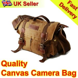 Canvas-DSLR-Camera-Bag-Shoulder-Messenger-Bag-For-Sony-Canon-Nikon-BBK-2
