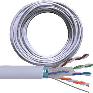 Bobine Cable Ethernet Cat  M