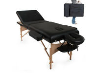 Massage Table - only £35 = HIGH QUALITY Portable Massage Bed * PROFESSIONAL Couch