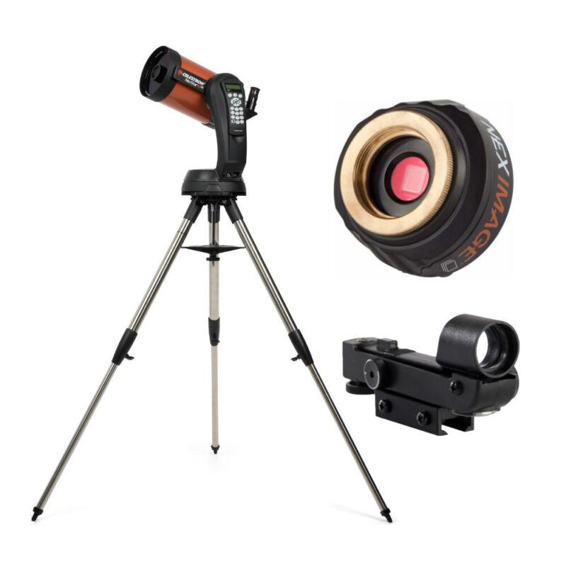 Celestron NexStar 6SE f/10 Cassegrain Telescope & Neximage Imager Camera Bundle