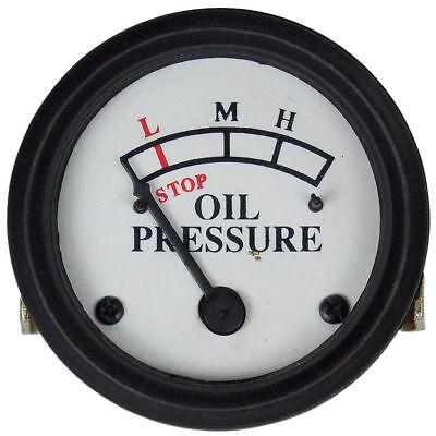 Ab1549r Oil Pressure Gauge Made For John Deere Jd Tractor Models A B D G H Ao Ar
