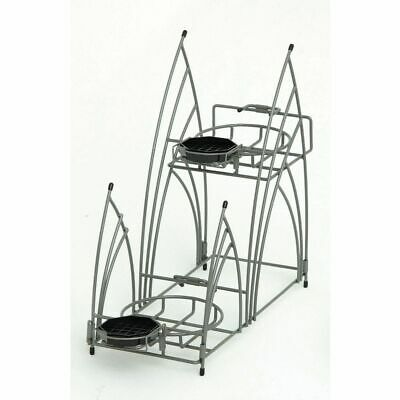 Airpot Thermal Coffee Dispenser Rack Holder For 2 Coffee Dispensers - 9 13l X