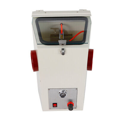 Automatic Recyclable Dental Sandblaster Sand Blasting Dental Lab Equipment 110v