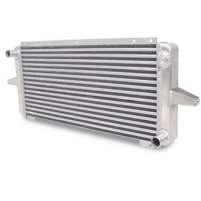 50MM ALUMINIUM ALLOY RACE RADIATOR RAD FOR FORD SIERRA ESCORT RS 500 COSWORTH