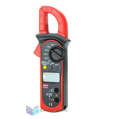 Uni-t Ut200b Digital Clamp Meter Ac Current Resistance Backlight Acdc Voltage