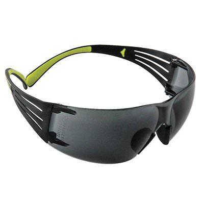 3m Sf402af 400 Series Securefit Protective Eyewear Gray Anti-fog Lens