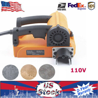 Hand Planer 1400w Electric Wallplaner Wall Planing Machine Double Handle 4000rpm