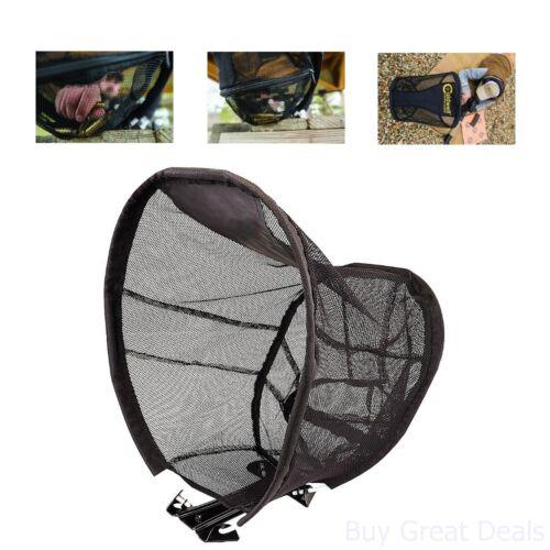 Caldwell Brass Trap Catcher 122560 Heat Resistant Mesh Durable Bag