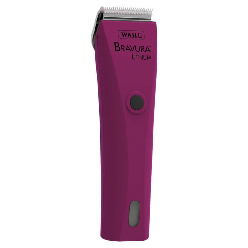 Wahl Bravura Lithium Ion Clipper Kit, Berry