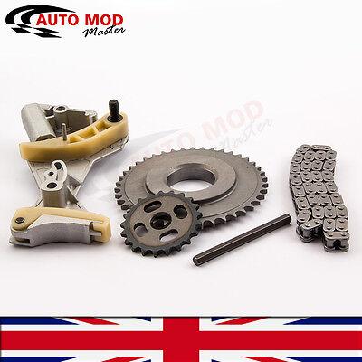 Oil Pump Chain kit Crank Sprocket for Audi A4 A6 VW Passat 2.0TDI 03G115124D AMM