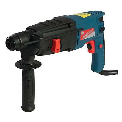 SDS Plus Drill Hammer Action 240V and Case Silveline 266595 1050W Variable Speed