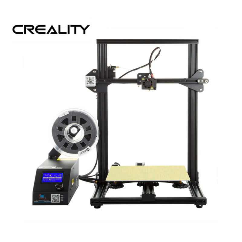 Used Creality CR-10 300X300X400mm 3D Printer
