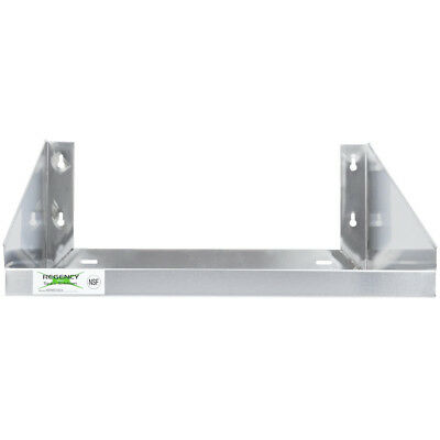 Regency 24 X 18 Microwave Stainless Steel Shelf