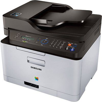 SAMSUNG SL-C460FW Colour Laser  Printer