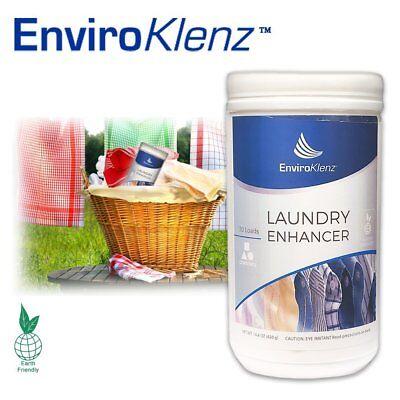 Enviroklenz Laundry Odor Eliminator Detergent Booster  Best Laundry Additive