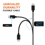 Premium Sync Data Micro USB Charging Cable For SAMSUNG Android Phone Tablet