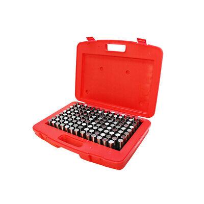 125 Pc M4 .626-.750 Steel Plug Pin Gage Set Minus Pin Gauges Metal Gage Gauges