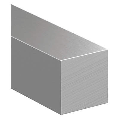 2 Square Solid Stainless Steel Bar X 12-6