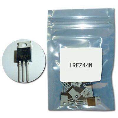 Transistor Kit High Power Field Effect Assortment Mosfet N-channel Metal Oxide