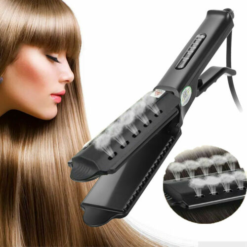 Hair Straightener Ceramic Tourmaline Ionic Flat Iron Professional Glider New Hair Care & Styling