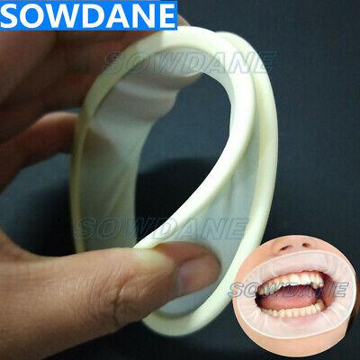 Rubber Dam Rubber Latex Dental Intraoral Dentistry Cheek Retractors Mouth Opener
