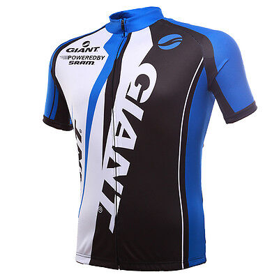Short Sleeve Giant Cycling Jersey Pants Spring Summer Leisure Outdoor sport