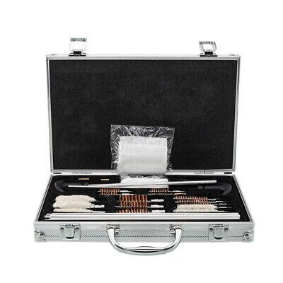 126pcs Pro Universal Pistol Rifle Shotgun Cleaner Set