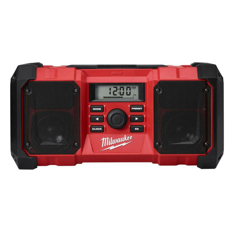 Milwaukee M18 Heavy-Duty Jobsite Radio (Tool Only) 2890-20 New