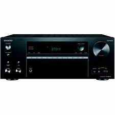 Onkyo TX-NR676 7.2 Ch Wireless Network Streaming A/V Receiver 4K HDR Bluetooth