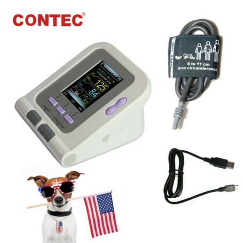 Veterinary Blood Pressure Monitor Electronic Automatic VET Machine, Pets Animal