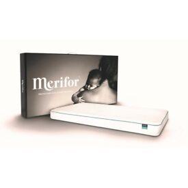 BRAND NEW Merifor Serenity Pocket Spring Cot Bed Mattress