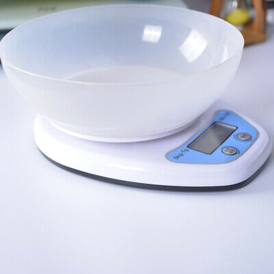 Digital Kitchen Food Cooking Scale Weight Balance in Pounds, Grams, Ounces,& KG