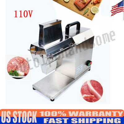 Electric Meat Tenderizer Commercial Steak Machine Beef Fillet Beefsteak Tool Usa