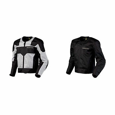 2019 Scorpion Mens Drafter Mesh/Textile Motorcycle Riding Jacket  - Size & -