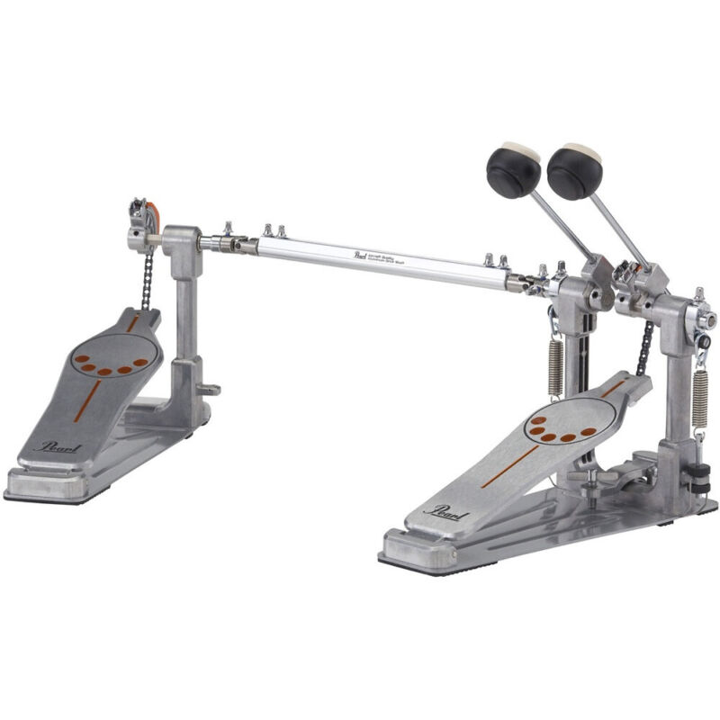 Pearl Demonator Chain Drive Double Bass Drum Pedal