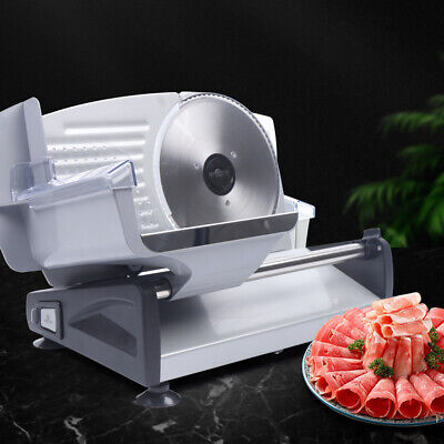 Commercial Meat Cutter Fresh Meat Slicer Frozen Mutton Roll Meat Process Machine