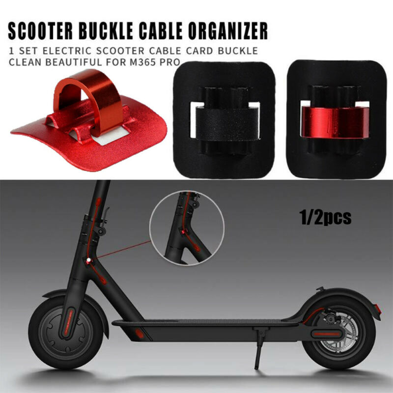 Parts Scooter Accessories Cables Organizer For Xiaomi/Mijia