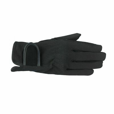 Horze Spirit Multi-Stretch Riding Gloves with Secure Grip and Stretchable Fabric Ride Stretch Gloves