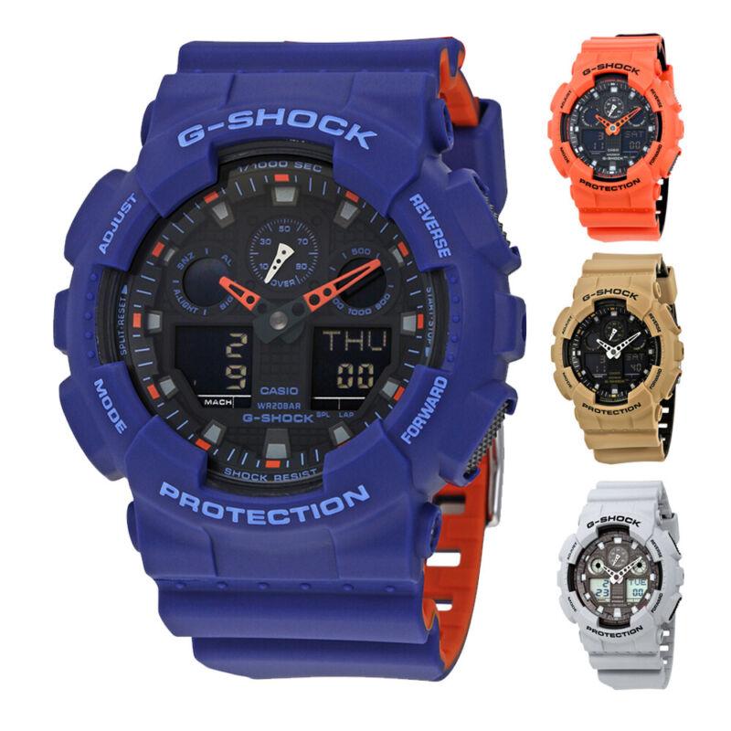 Casio-G-Shock-Analog-Digital-Resin-Men-Watch---Choose-color